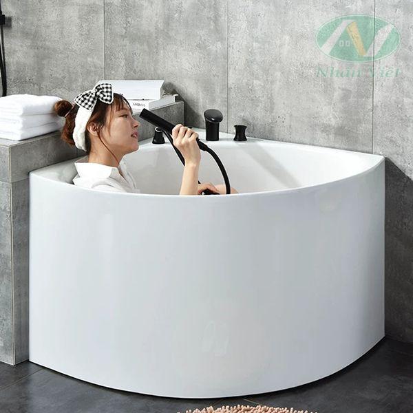 Top 10 bồn tắm nhỏ nhất, bồn tắm ngồi mini đẹp bán chạy nhất 2021