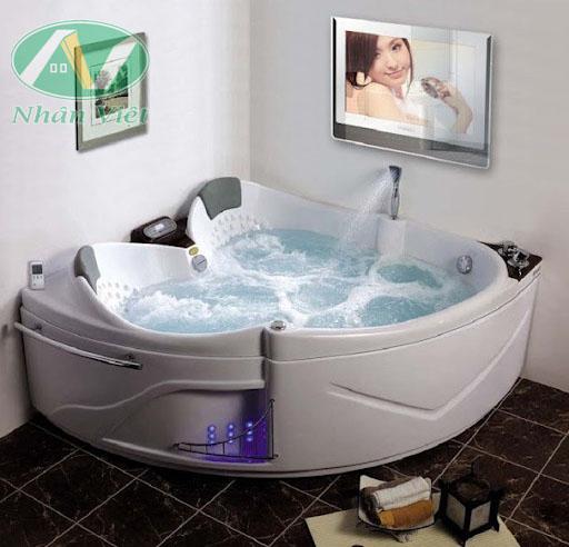 Bồn tắm thủy lực là gì? Công dụng của bồn tắm massage thủy lực