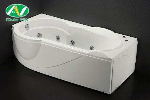Mẫu bồn tắm massage