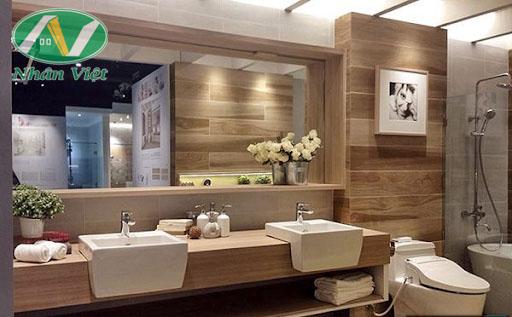Lavabo Cotto mang đến một không gian sang trọng cho phòng tắm nhà bạn