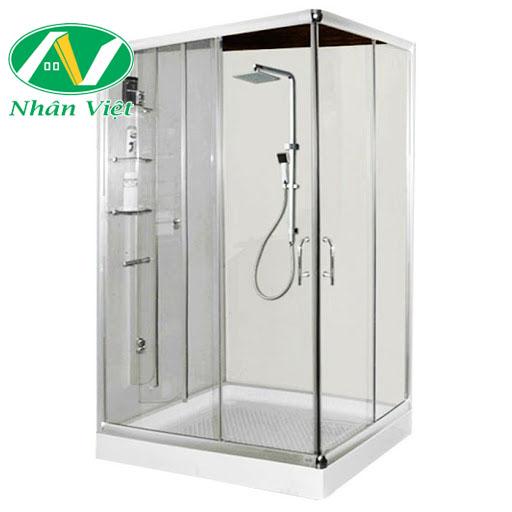Mua phòng tắm kính đứng chính hãng tại  Nội thất Nhân Việt