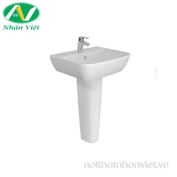 Chậu lavabo/chân chậu American WP-1511/WP-f711 treo tường