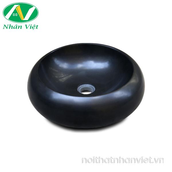 Lavabo đá đen basalt Việt Nam MAR122V