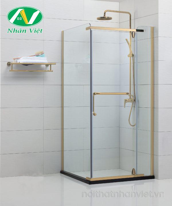Phòng tắm kính Fendi Bộ Góc FIG-1X3