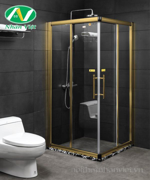 Phòng tắm kính Fendi Bộ Góc FKG-1X4