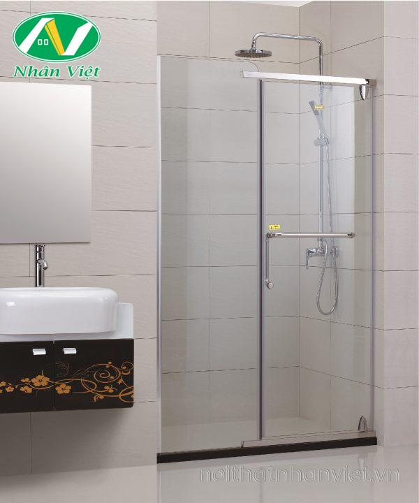 phòng tắm kính Fendi Bộ Phẳng FIP-2X2