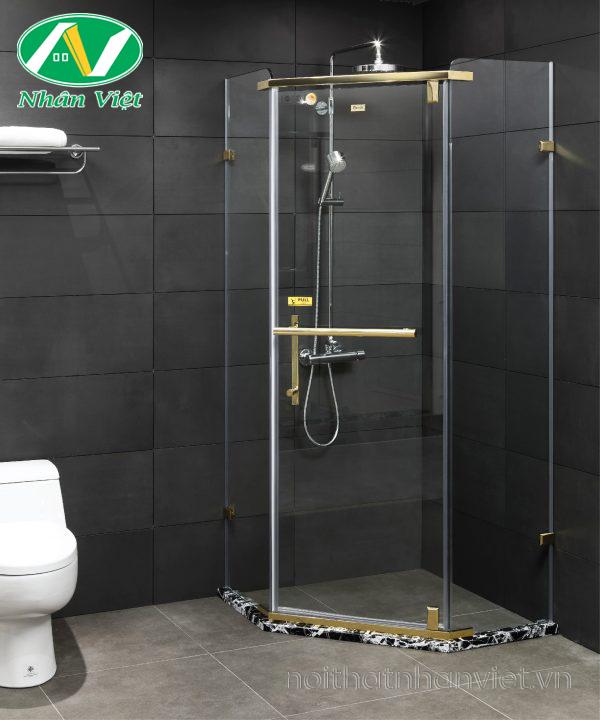 Phòng tắm kính Fendi Bộ Vát FDV-1X3