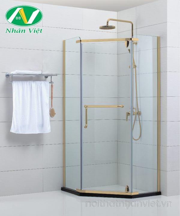 phòng tắm kính Fendi Bộ Vát FIV-1X3