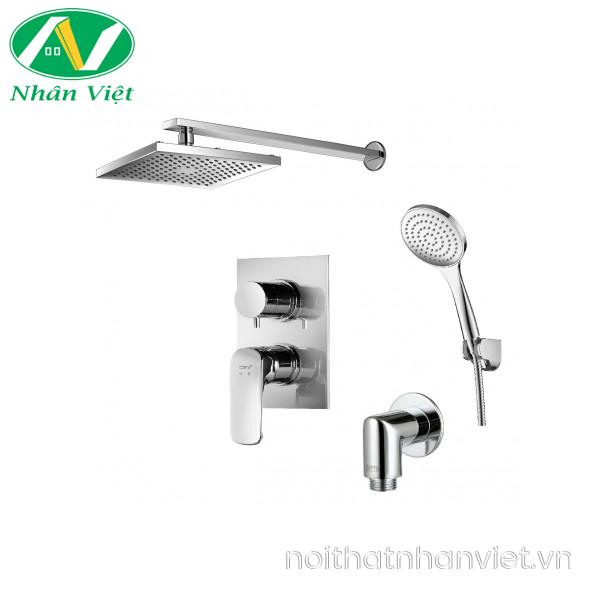 Sen tắm Cotto CT2243A/Z95(HM)/ZH011(HM) âm tường 2 đường nước