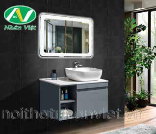 tủ lavabo Roland LB39
