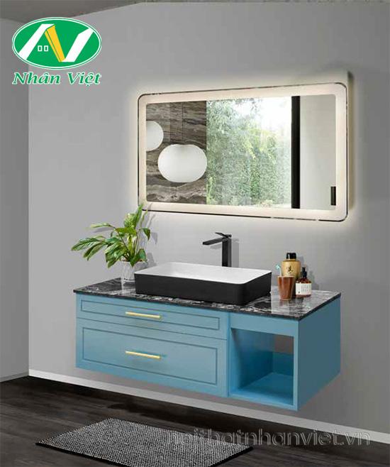 Mẫu tủ lavabo cao cấp đẹp cho phòng tắm