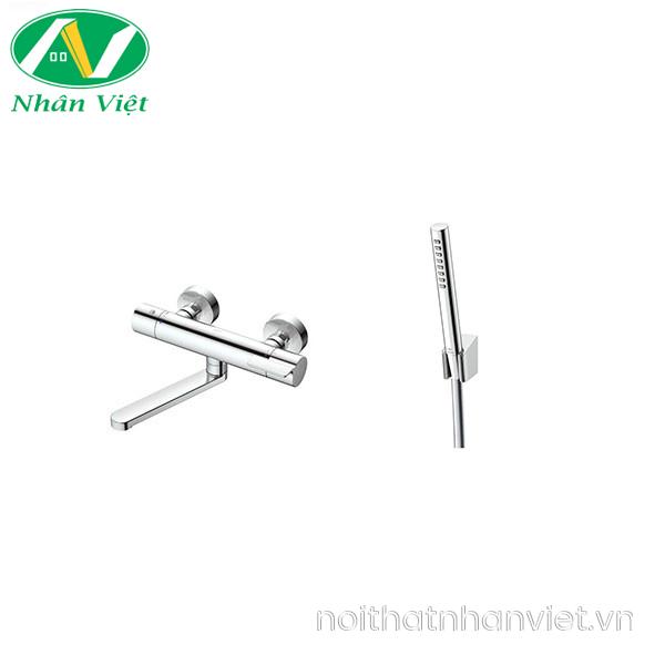 vòi bồn tắm TOTO TBV03427V/TBW02017A nhiệt độ xả bồn